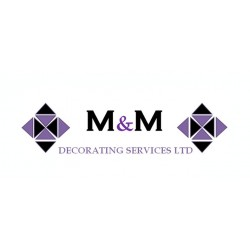 M&M Decorating Services Limited Logo