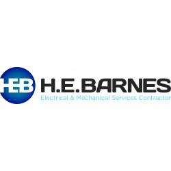 HE Barnes Logo